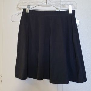 Dresses & Skirts - Suede A Line Skirt